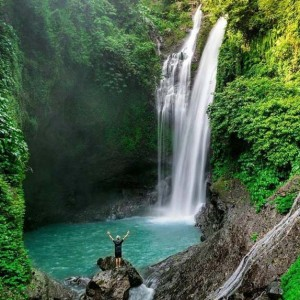 Air Terjun Aling-aling - copyright instagram @irfanpermana15